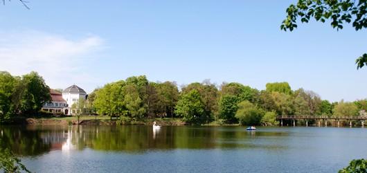 Auensee Leipziger Seen