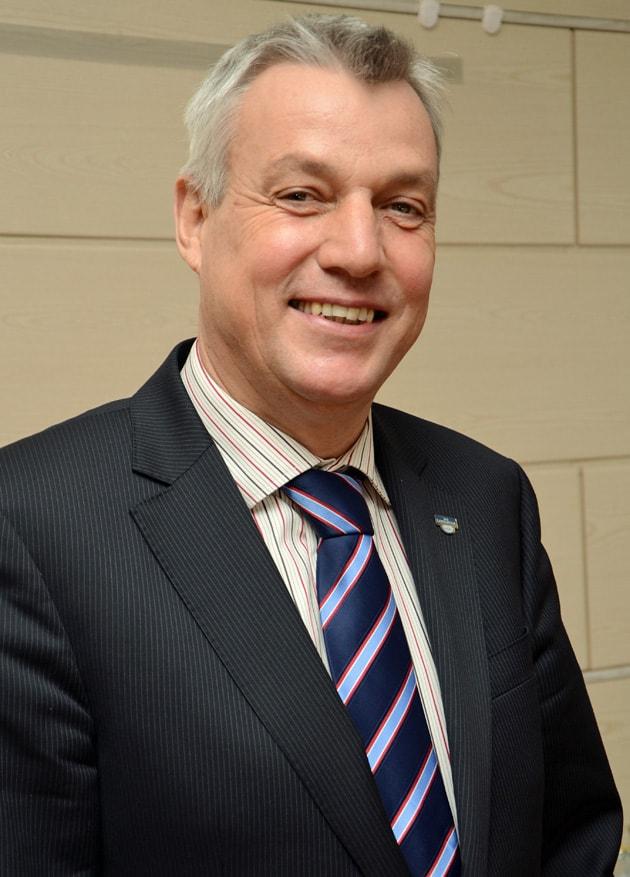 Thomas Richter, Bürgermeister der Stadt Bad Liebenwerda