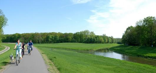 Elster Radweg