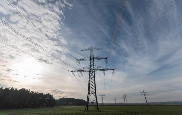 Cyberkriminalität bedroht Stromnetze,