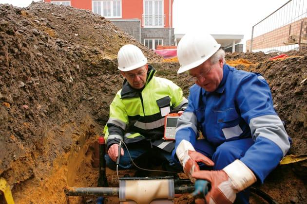 Hausbauserie, Teil 2: Stromanschluss und Gasanschluss
