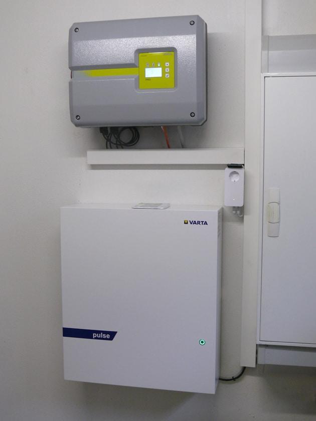 Hausbauserie, Teil 12: Stromspeicher für Photovoltaikanlagen