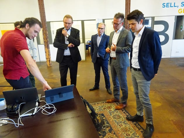 Smart Infrastructure Hub Leipzig, digitale Talente