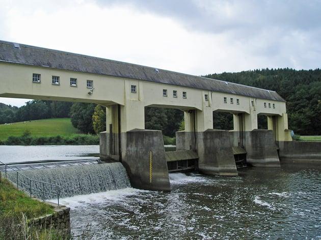 Wasserkraftwerk Klosterbuch