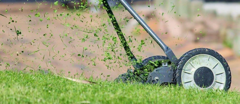 Rasenmäher - Energiespartipps für den Garten