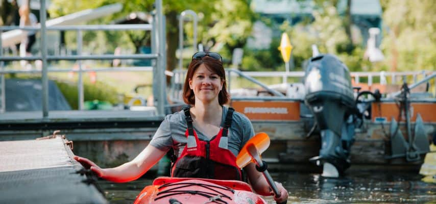 Lisa Lipfert Entwicklerin für die Haushaltsampel